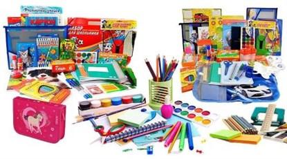 В нашем магазине новые поступления: канцелярские товары и все необходимое для школы/сада!