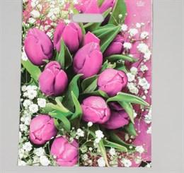 """Пакет """"Розовые тюльпаны"""""""