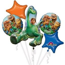 А БУКЕТ ШАРОВ Хороший Динозавр P75