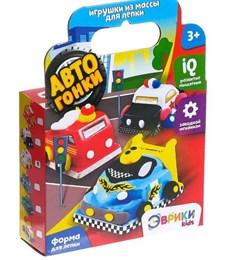 Набор для игры с пластилином «Авто Парк»
